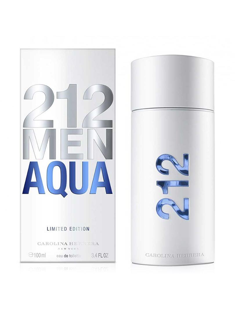Carolina Herrera 212 Men Aqua