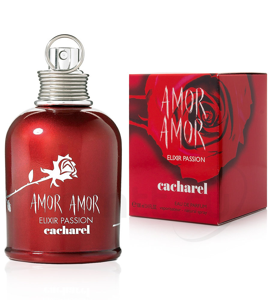 Cacharel  Amor Amor Elixir Passion
