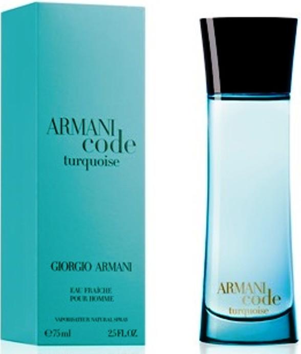 Giorgio Armani Code Turquoise Eau Fraiche