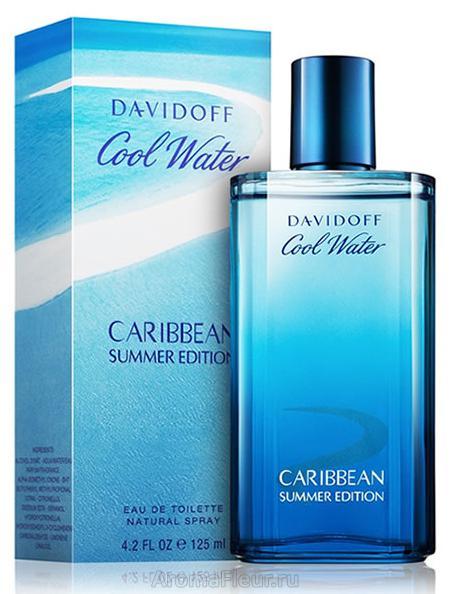 Davidoff Cool Water Caribbean Summer