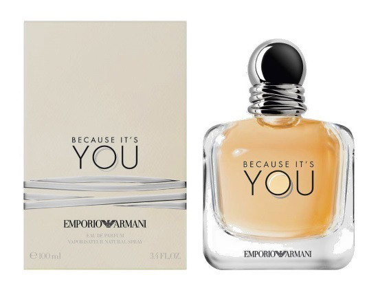 Giorgio Armani Emporio Armani Because It`s You