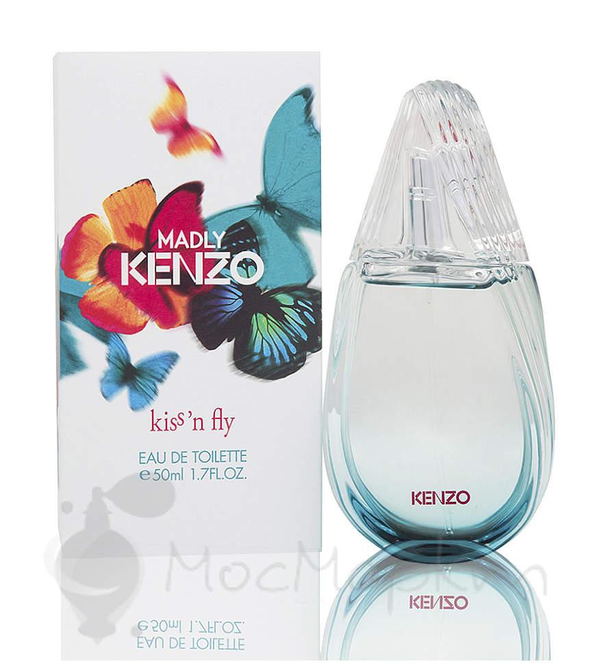 Kenzo Madly Kenzo! Kiss`n Fly