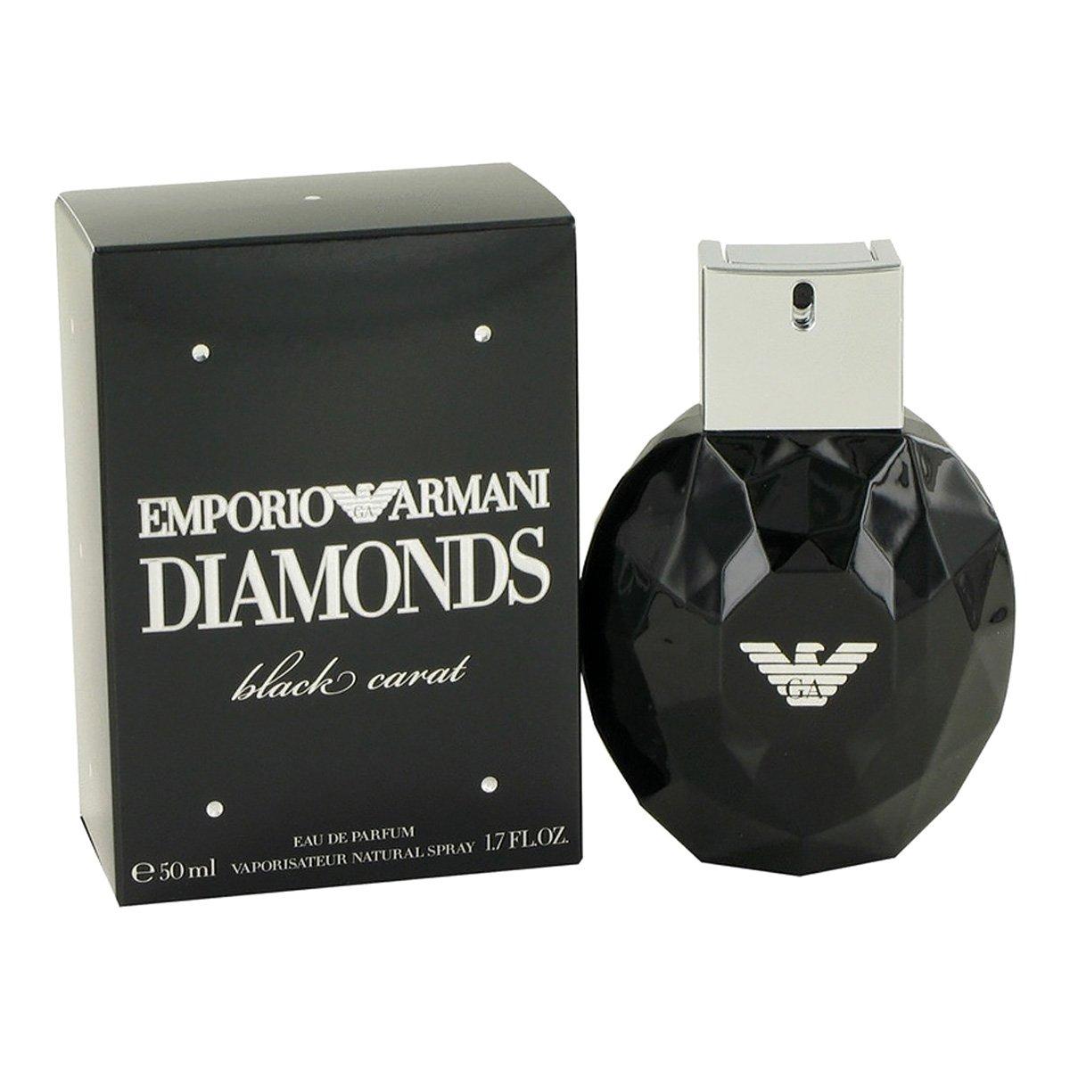 Giorgio Armani Emporio Diamonds Black Carat