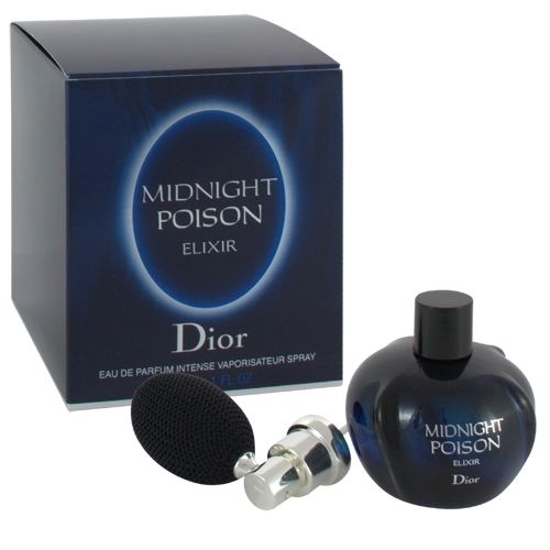 Christian Dior Midnight Poison Elixir