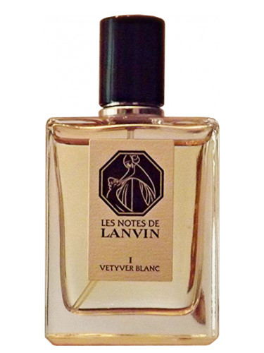 Lanvin Vetyver Blanc