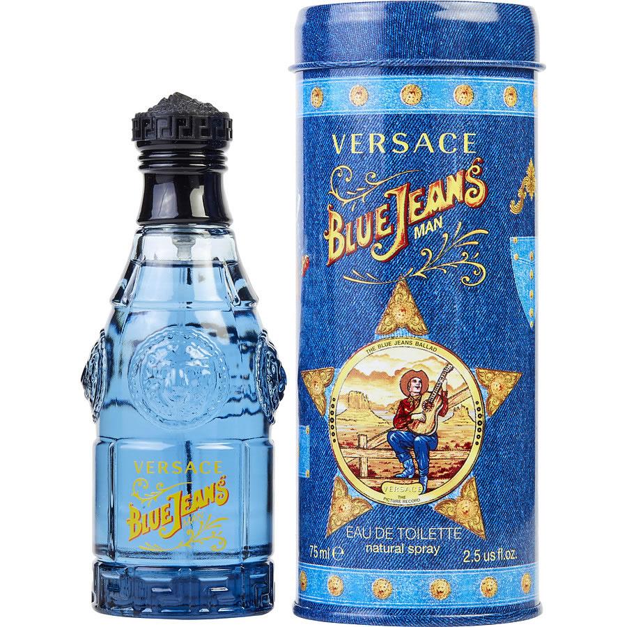 Versace Blue Jeans
