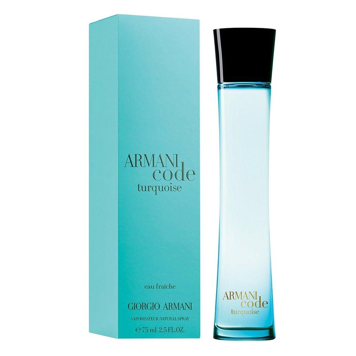 Giorgio Armani Code Turquoise