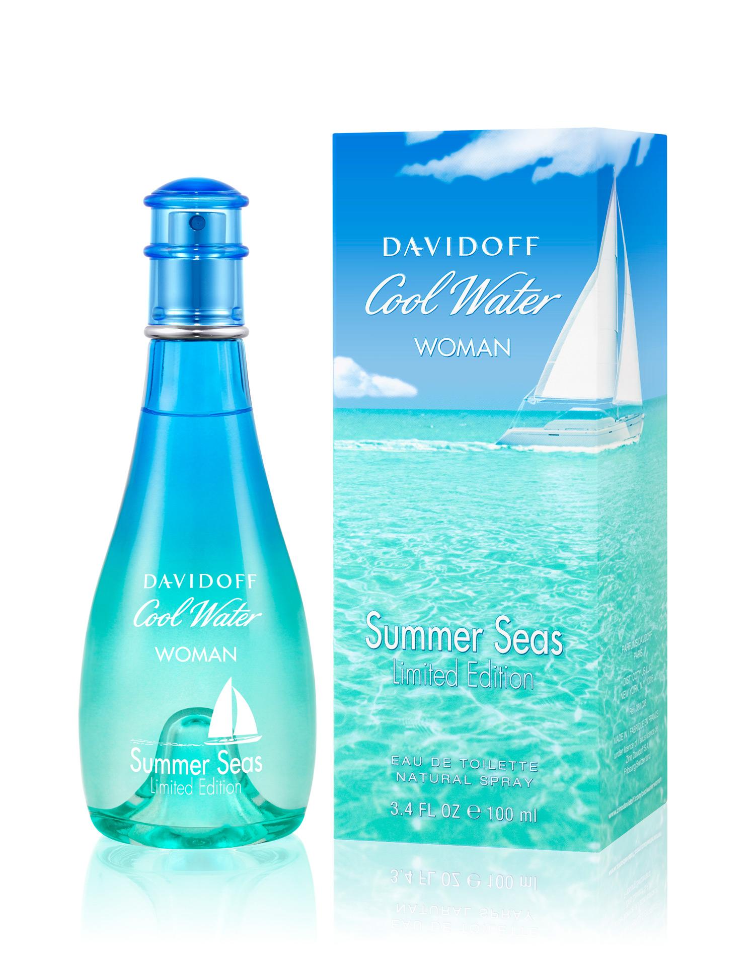 Davidoff Cool Water Summer Seas