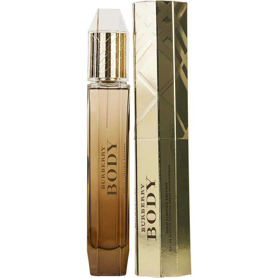 Burberry Body Gold Limited Edition