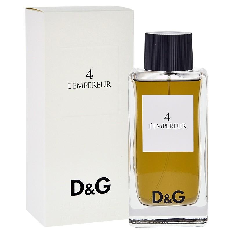 Dolce & Gabbana №4 L`empreur