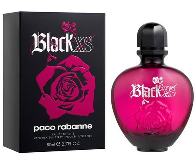 Paco Rabanne Xs Black Woman