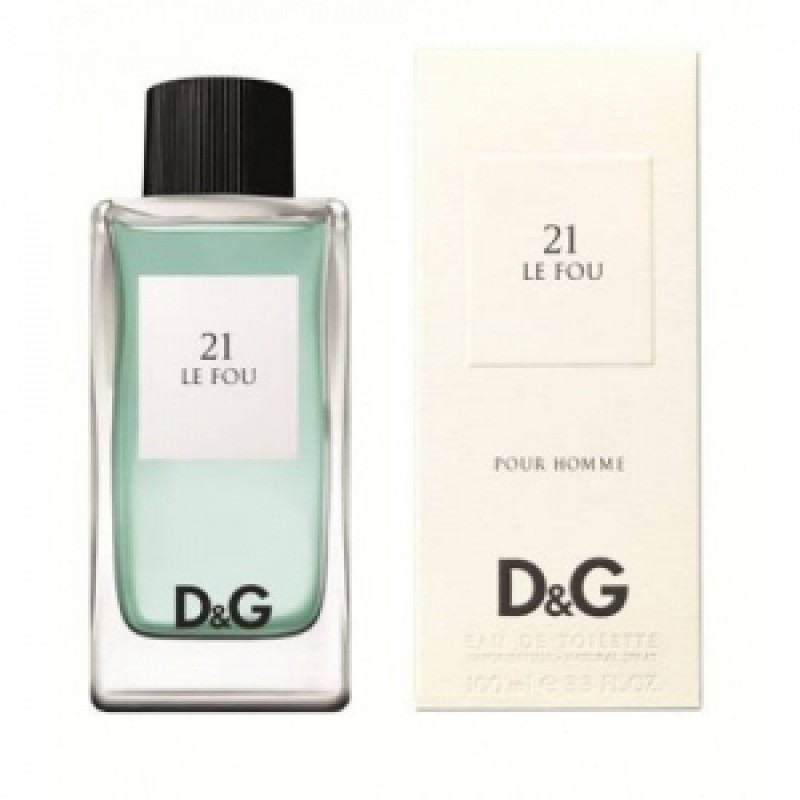 Dolce & Gabbana Anthology 21 Le Fou