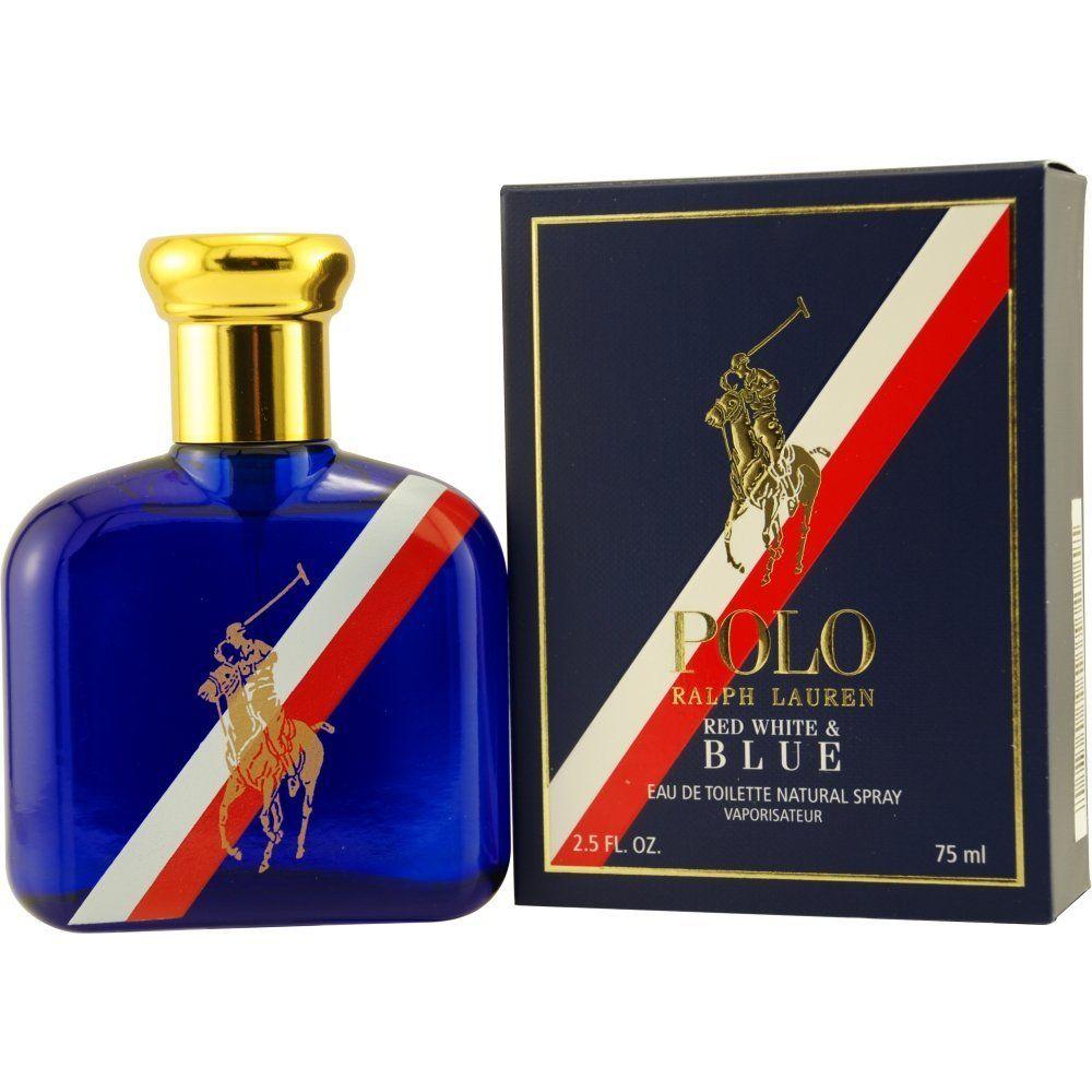 Ralph Lauren Polo Red White & Blue