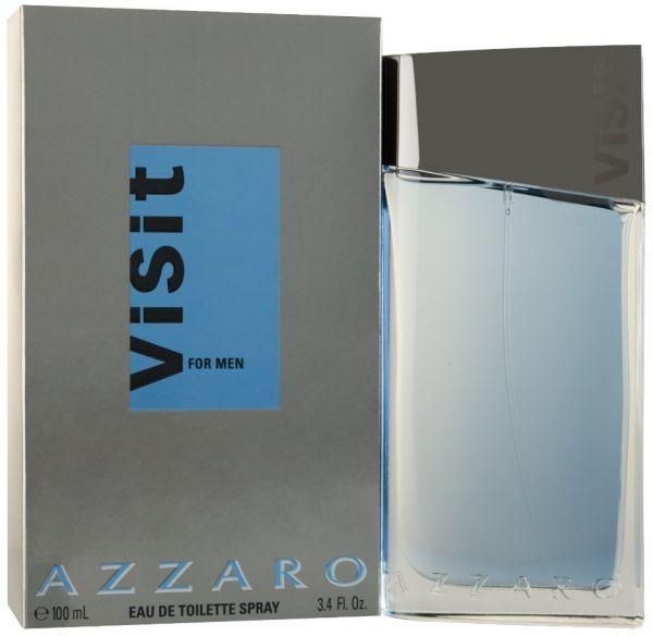 Azzaro Visit Man
