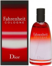 Миниатюра Christian Dior Fahrenheit Cologne
