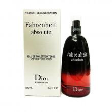 Тестер Christian Dior Fahrenheit Absolute