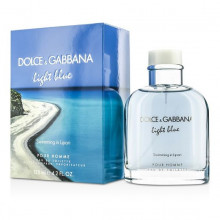 Dolce & Gabbana Light Blue Swimming In Lipari